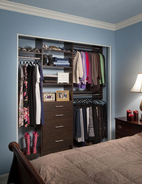 reach in closets for women