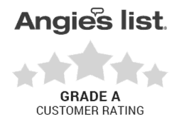 angies list grade a rating icon