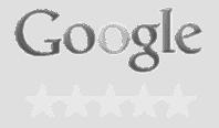 google five stars icon