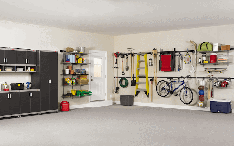 garage organization and storage