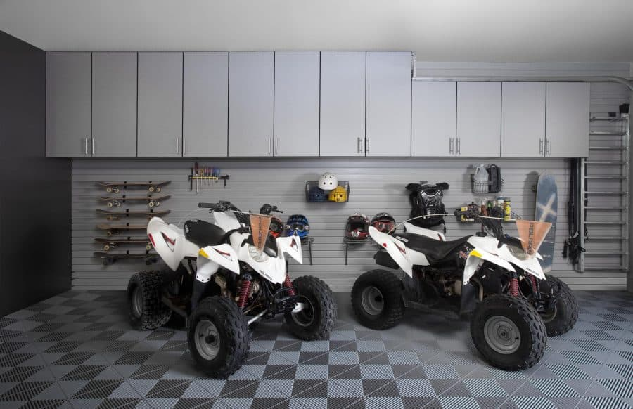 Garage Storage for outdoor hobby equipment