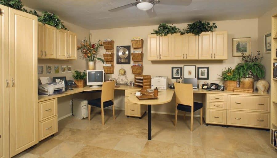 custom house office design