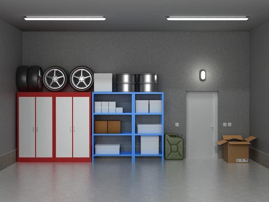 garage organization in reston va