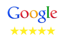 google five stars icon