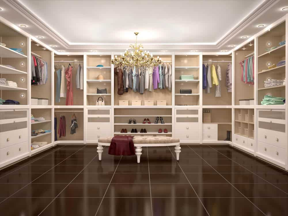 awesome walk in closets