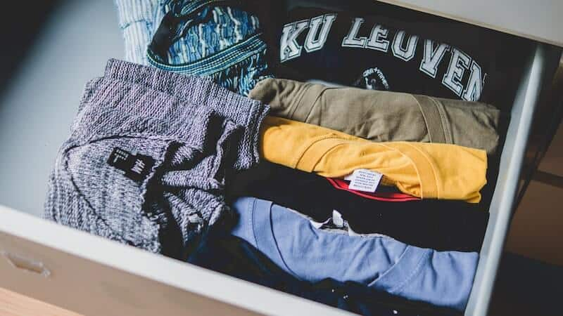 How to Fit Lots of Clothes in a Very Small Closet 3