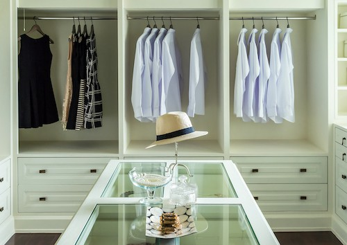 Tips for Organizing a Walk in Closet 1