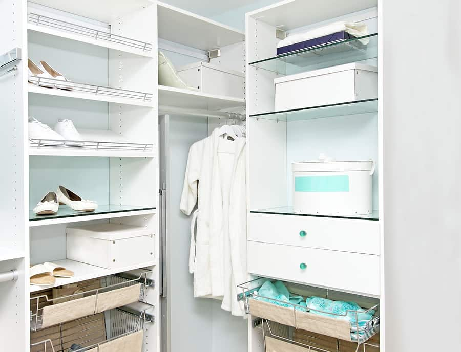 Tips for Organizing a Walk in Closet 2