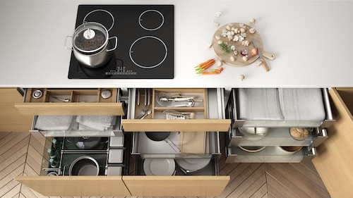 Smart Kitchen Organization Ideas 7