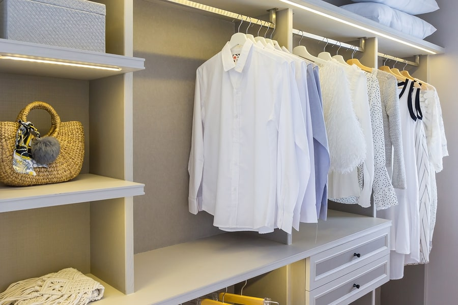 Showing Off Your Hard Work: 4 Reasons Why Building a Custom Reach-In Closet Will Maximize Your Wardrobe Space 1