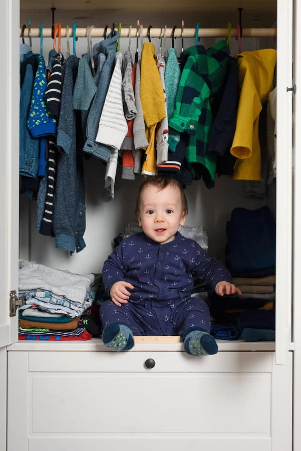 Your kids are growing, and the closet should be too