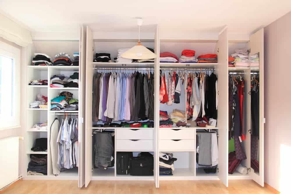 custom closet maryland virginia dc bedroom