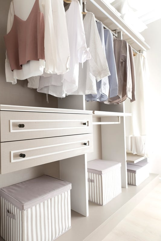 5 Tips for Optimal Closet Construction: How Building a Custom Closet Can Boost the Value of Your Health and Home 1