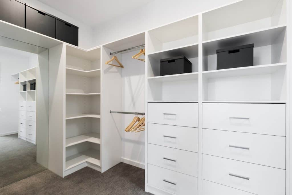 Upgrading Your Closet Shelving And Cabinetry 3