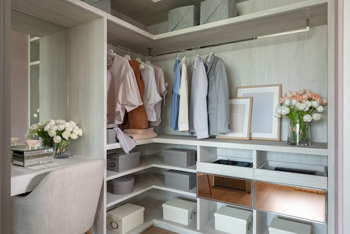 Design Your Dream Closet With Expert Tips 5