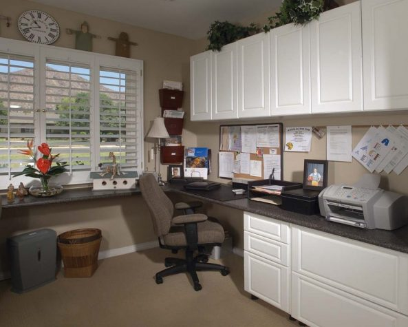 home office cabinets design